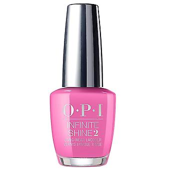 OPI Infinite Shine Gel Effect Nail Lacquer – Fiji Collection Two-Timing The Zones
