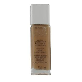 Revlon Revlon Nearly Naked Foundation Warm Beige