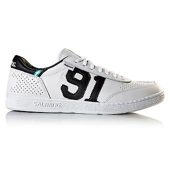 Salming men's handball-Torwartschuh NinetyOne white - 1234070-0707