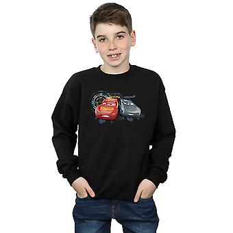 Disney Boys Cars Lightning Vs Storm Sweatshirt