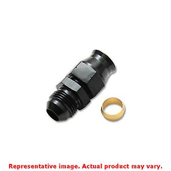 Vibrant Fittings - Tube Adapters 16455 -6AN Male to 5/16