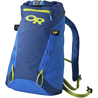 **SALE**Outdoor Research Dry Summit Pack LT 25L Baltic/Glacier/Lemongrass
