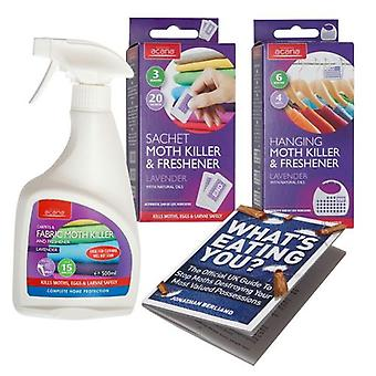 Acana Moth Killer 'First Response' Attack Pack from Caraselle