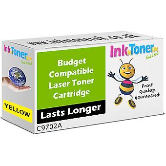 Preis-Leistungs kompatibel HP 121A gelbe Tonerkassette (C9702A)