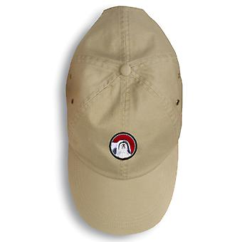 Carolines schatten SS6007-156-KHBK Havanezer Baseball Cap SS6007-156