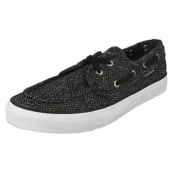 Mens Penfield Boat Shoes Seamate