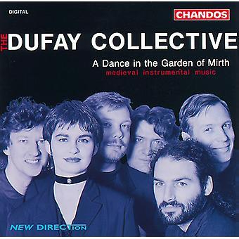 Dufay Collective - en dans i Garden of Mirth [DVD] USA import