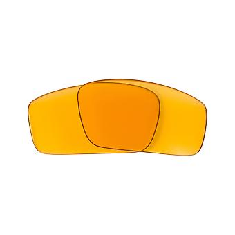 Best SEEK Replacement Lenses for Oakley SQUARE WIRE (2006) HI Yellow Brown -
