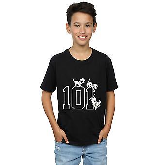 Disney Boys 101 Dalmatians 101 Doggies T-Shirt