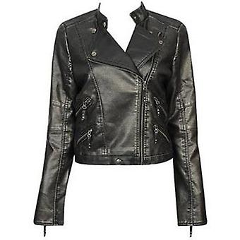 Anaya Womens Leather Jacket