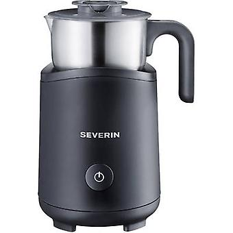 Induction milk frother Severin SM 9495 Black, Stainless steel 94