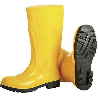 Safety work boots S5 Size: 43 Yellow Leipold + Döhle Safety 2490 1 pair