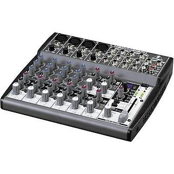 Mixing console Behringer XENYX 1202FX No. of channels:12