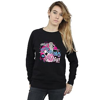 DC Comics Women's Batman TV Series Penguin Jellyfish Sweatshirt