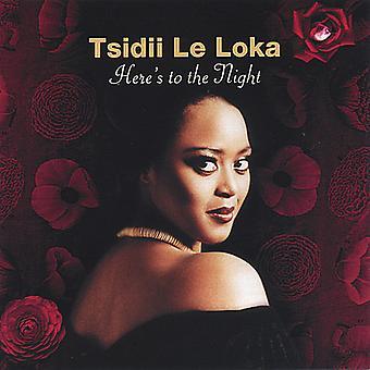 Tsidii Le Loka - tutaj jest do importu USA nocy [CD]