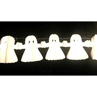 Ghost Paper Garland