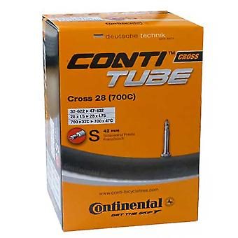 Continental bicycle tube Conti TUBE cross 28