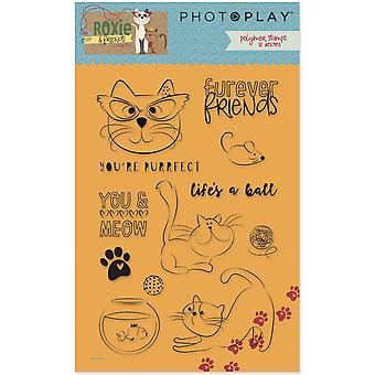 Roxie & Friends Stamps
