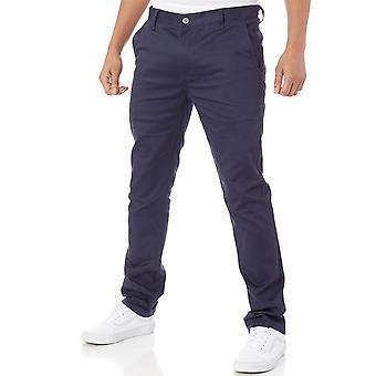 Emerica Navy Pure Slim Chino Pant