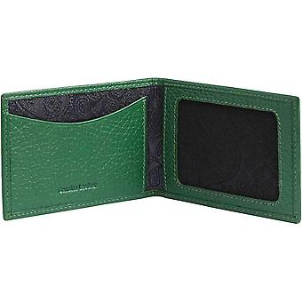 Simon Carter Travel Card Holder - Green