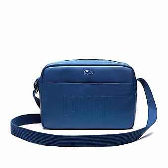 Across body bag Blue NH2004MS Lacoste Man