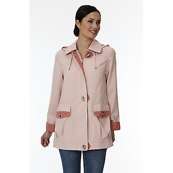 David Barry Style 1530 Faux silk ladies classic jacket
