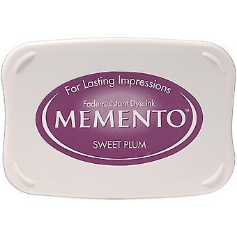 Memento Dye Ink Pad-Sweet Plum