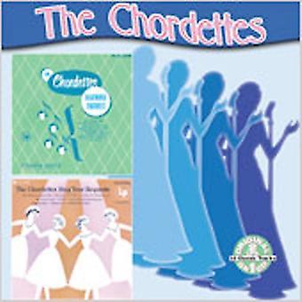 Chordettes - harmoni extranummer / din begäran [CD] USA import