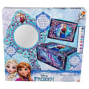 Disney Die Eiskönigin Mosaik Spiegelset
