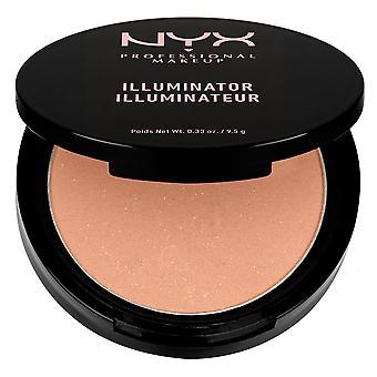 NYX Prof. Make-up leuchtenden Körper Bronzer selbstverliebtes
