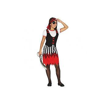 Pour enfants costumes filles Pirate Girl Costume