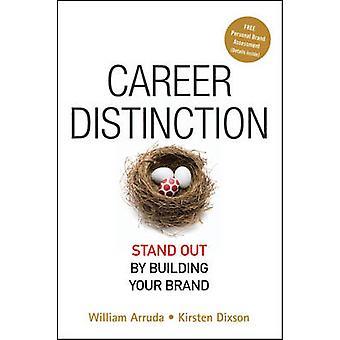 Distinction de carrière - Stand dehors en construisant votre marque par William Arrud