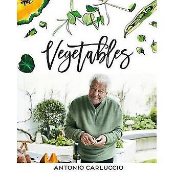 Vegetables by Antonio Carluccio - Laura Edwards - 9781849497527 Book