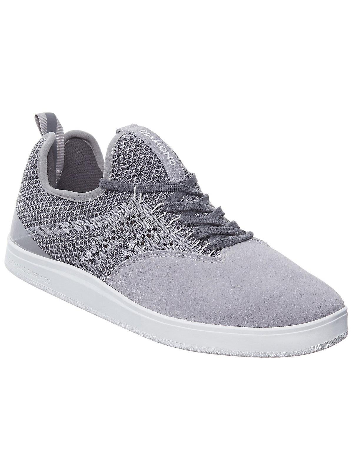 Diamond Supply Co grigio All Day scarpe | Pacchetto Elegante E Robusto
