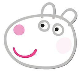 Suzy Sheep Card Face Mask (Peppa Pig)