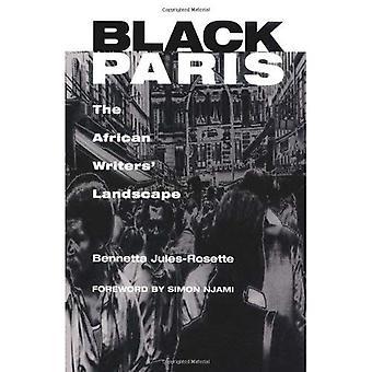 Black Paris: The African Writers' Landscape