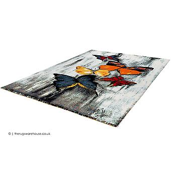 Mia Butterfly Rug