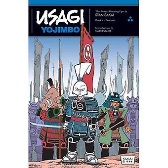 Usagi Yojimbo: Book 2 (Usagi Yojimbo (Fantagraphics Books))