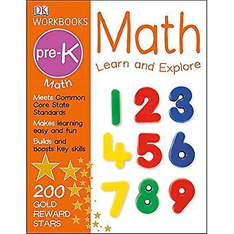 Matemáticas, Pre-Kinder (DK libros)