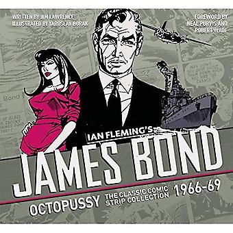 The Complete James Bond: The Hildebrand Rarity - The Classic Comic Strip Collection 1966-69 (Hardback)
