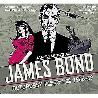 Die komplette James Bond: Die Hildebrand Rarität - die klassischen Comic-Strip-Sammlung 1966-69 (gebundene Ausgabe)