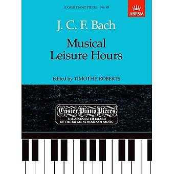 Musical Leisure Hours: Easier Piano Pieces 45 (Easier Piano Pieces (ABRSM))
