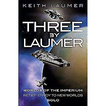 Trois par Laumer: Mondes de l'Imperium, Retief: envoyé de nouveaux mondes, Bolo