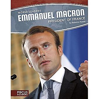 Emmanuel Macron: Frankrikes President