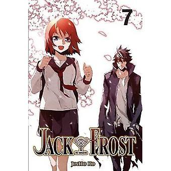 Jack Frost - v. 7 vid JinHo Ko - 9780316233736 bok