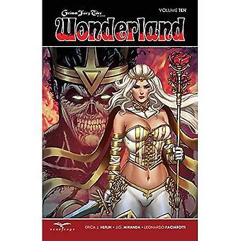 Wonderland, Volume 10