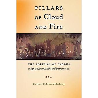 Pillars of Cloud and Fire The Politics of Exodus in African American Biblical Interpretation by Marbury & Herbert Robinson