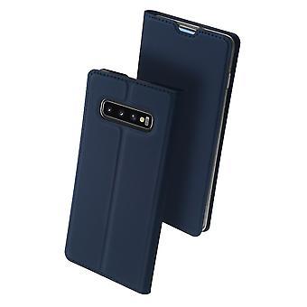 DUX DUCIS Pro Series pouch Samsung Galaxy S10-dark blue