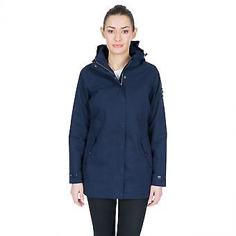 Trespass Womens Henriette DLX Waterproof Hooded Walking Coat