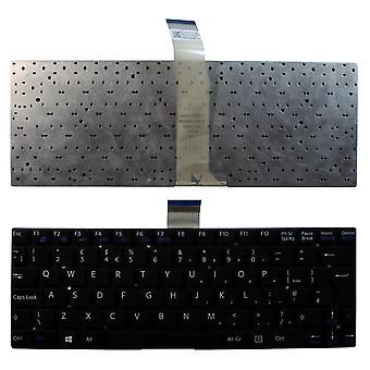 Sony Vaio SVT11225CDB Black UK Layout Replacement Laptop Keyboard